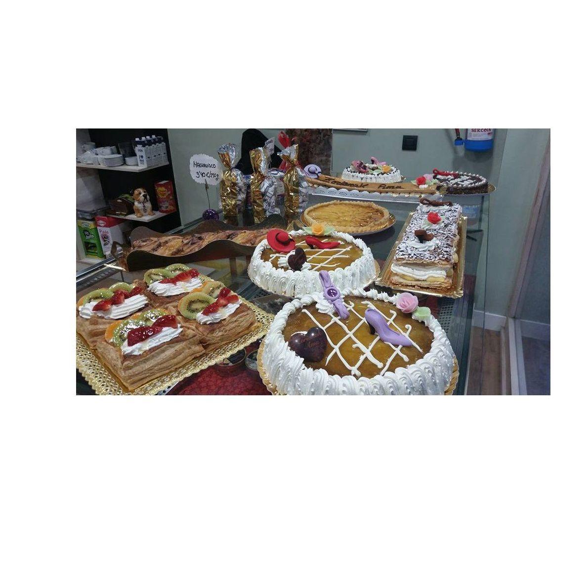Tartas: Productos de Pastelería Txoko Gozo