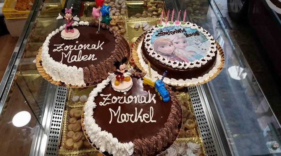 Celebra tu cumpleaños con nuestras tartas