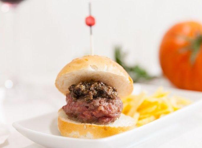 Nuevas hamburguesas de nuestra carne: Carta de La Encinita