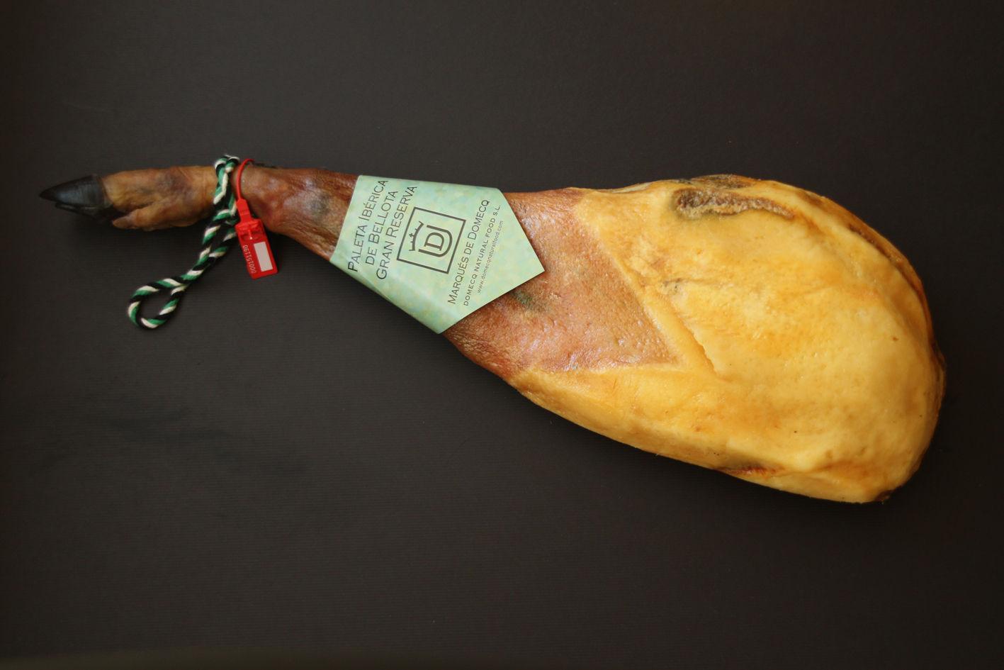 jamón ibérico de bellota marqués de domecq