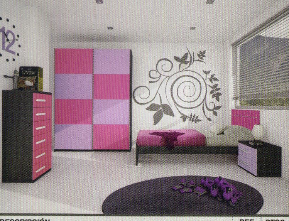 Dormitorio juvenil: Productos y servicios de Ahorra Mobel