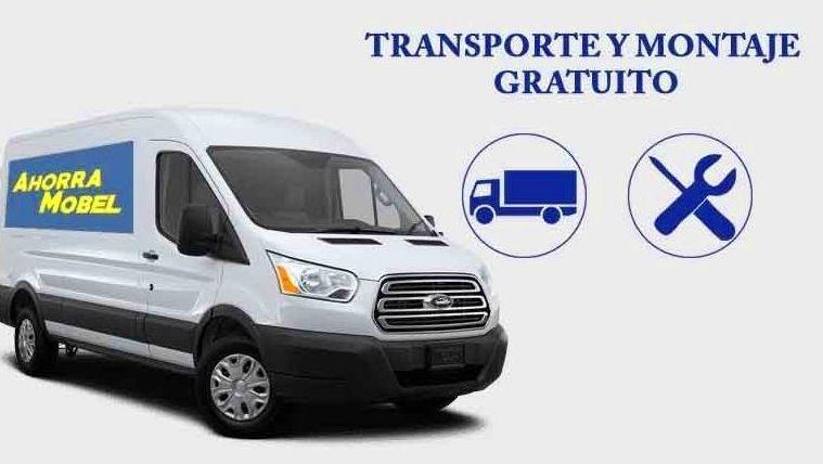 Transporte y Montaje Gratuito San Fernando de Henares