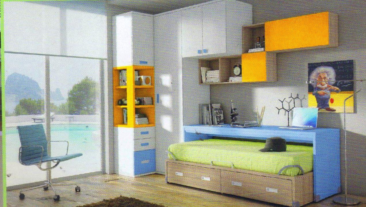 dormitorios juveniles: Productos y servicios de Ahorra Mobel