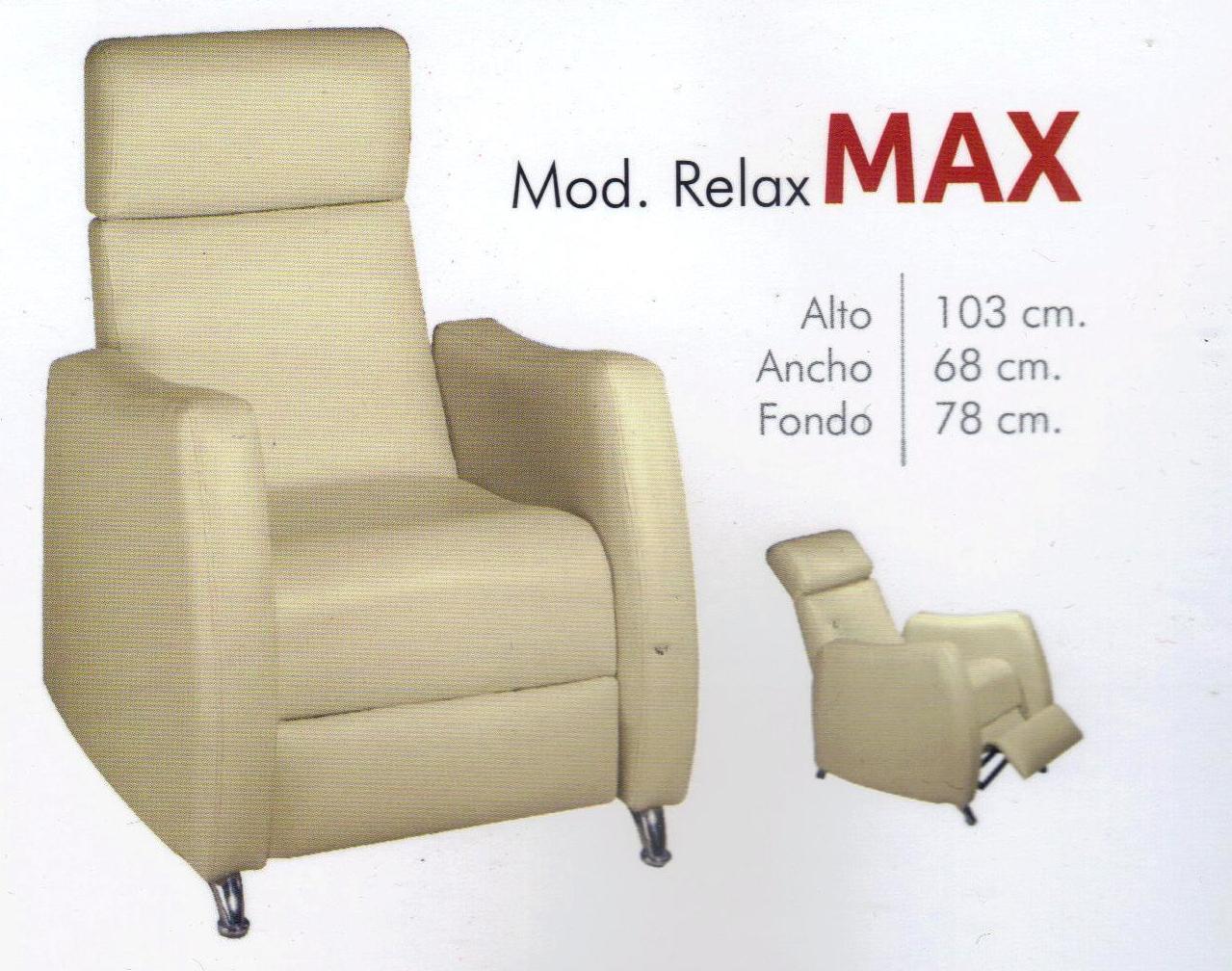 Sillón relax Max: Productos y servicios de Ahorra Mobel