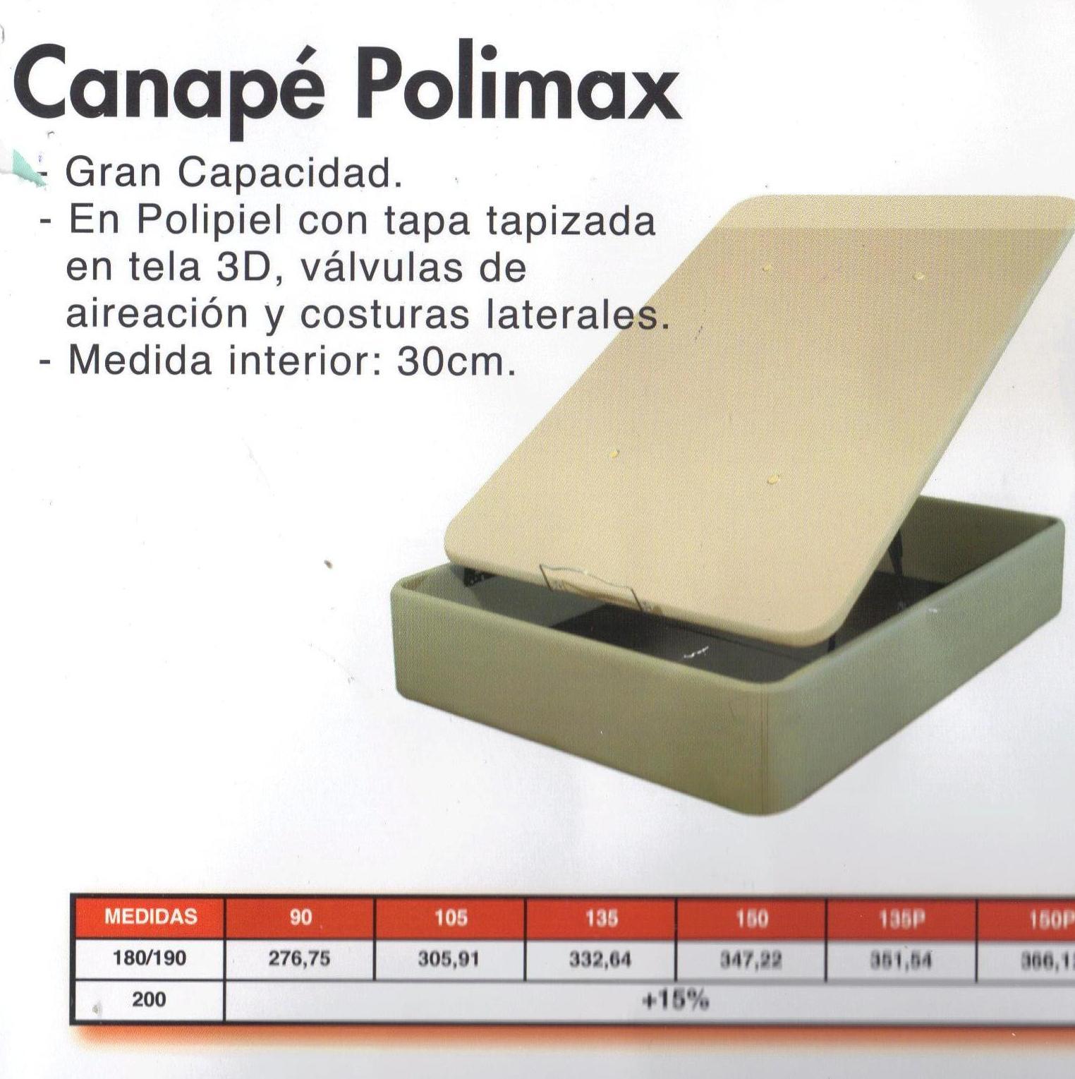 Canapé polimax: Productos y servicios de Ahorra Mobel