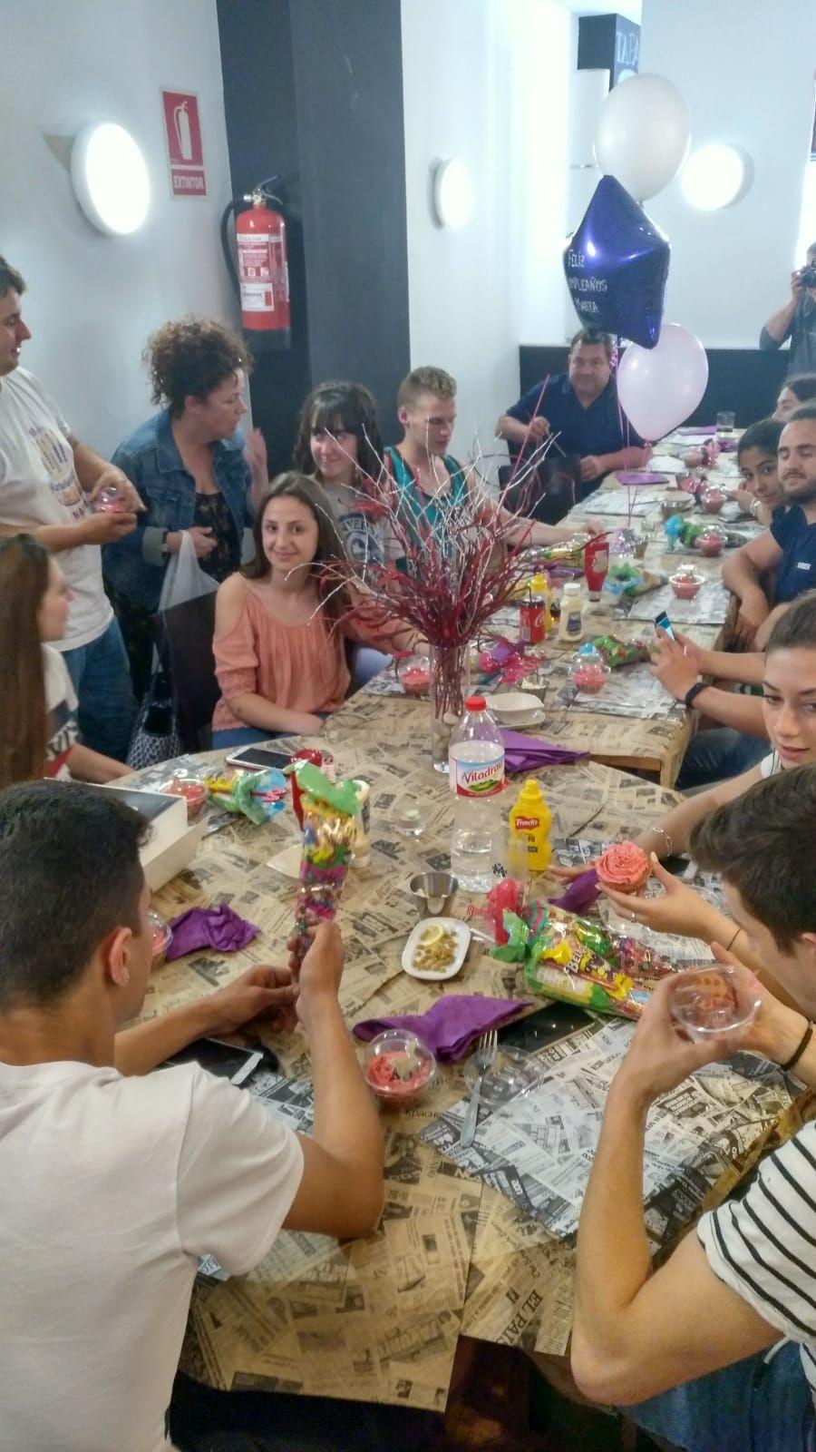 Fiestas familiares