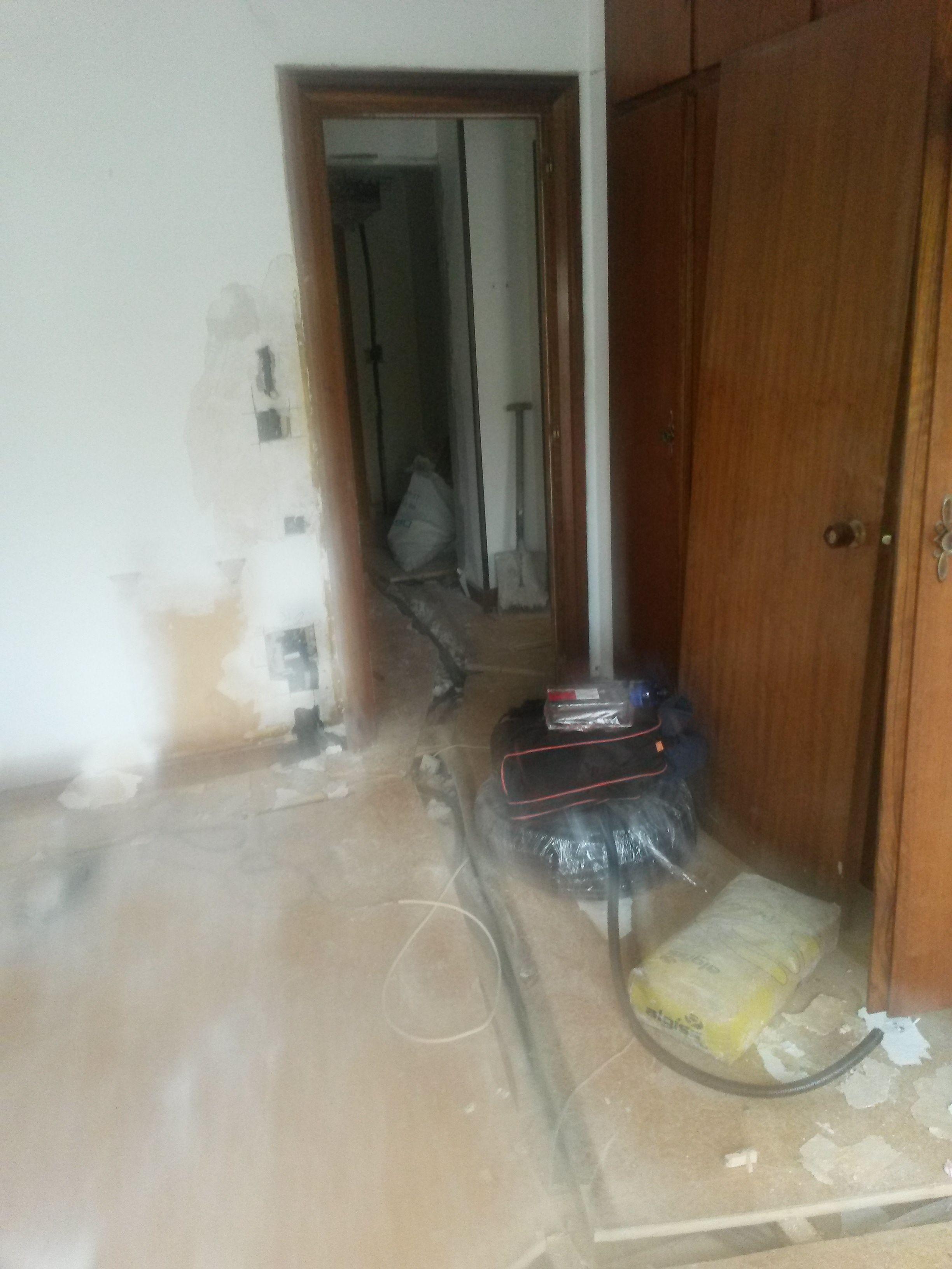 Trabajos de electricidad en Baleares