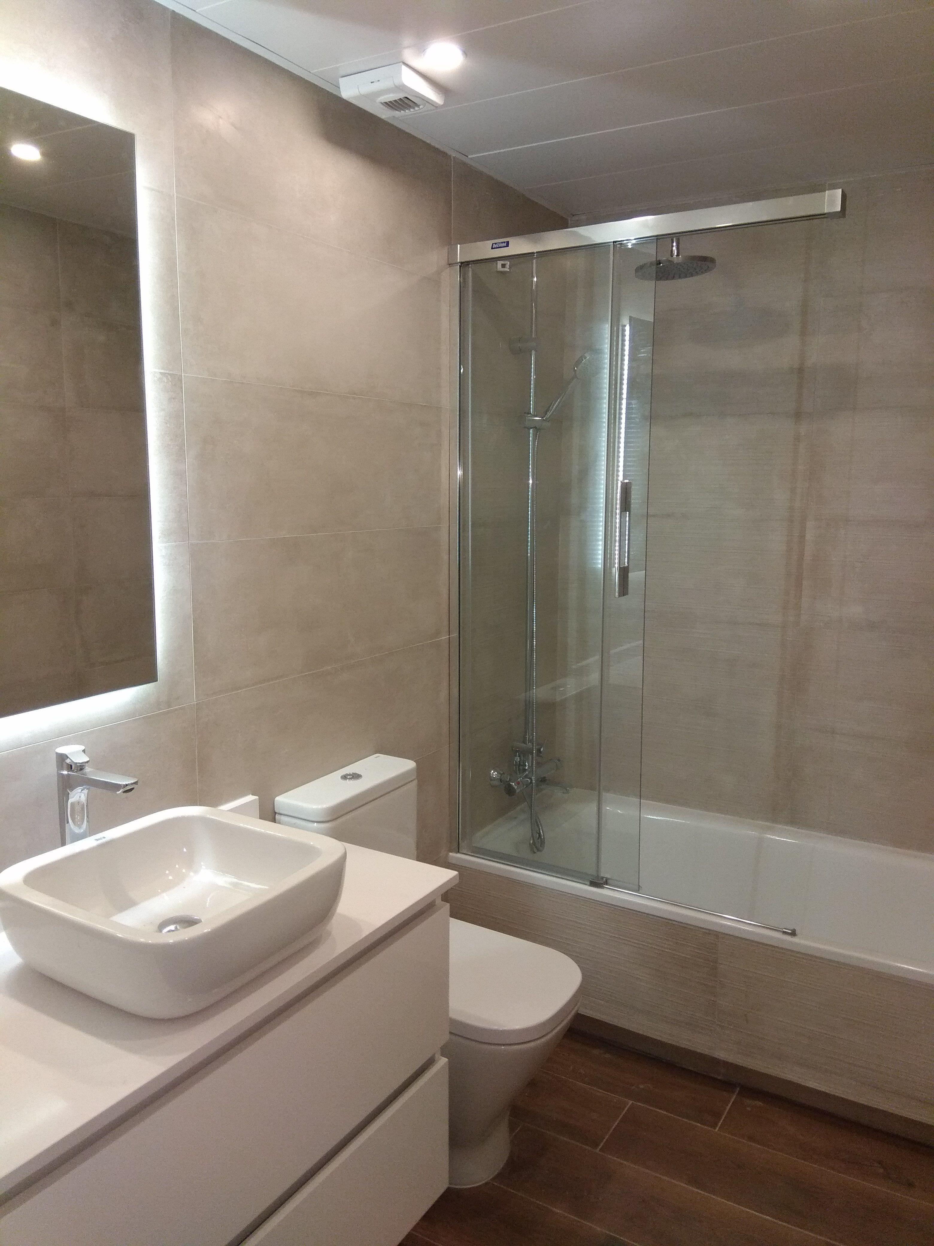 Reformas de baños en Boadilla del Monte