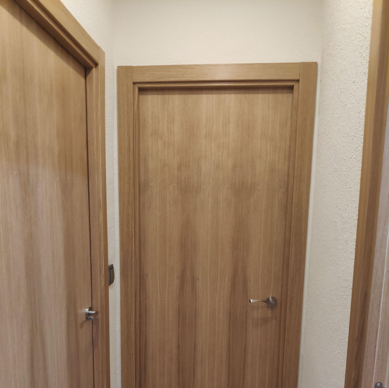 Carpinteria de puertas y rodapies