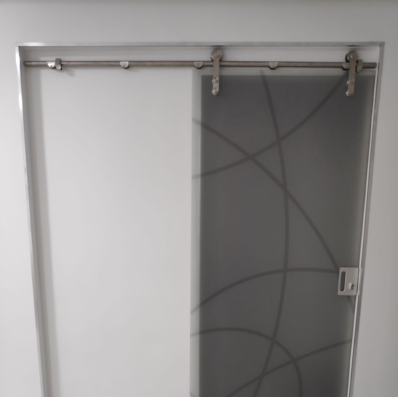 Puertas de cristal a medida