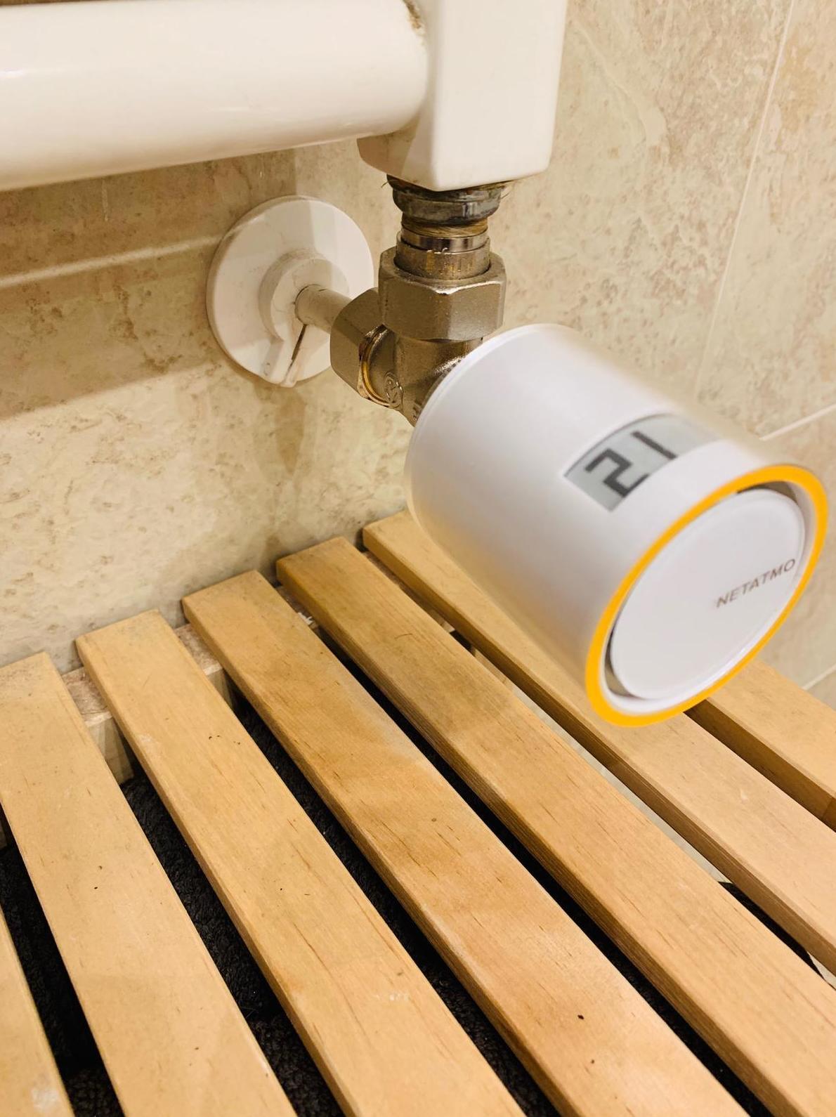 Valvulas termostaticas para domotica