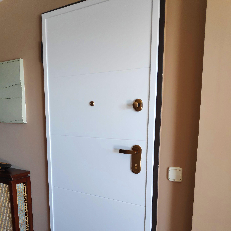 Rechapado de puerta
