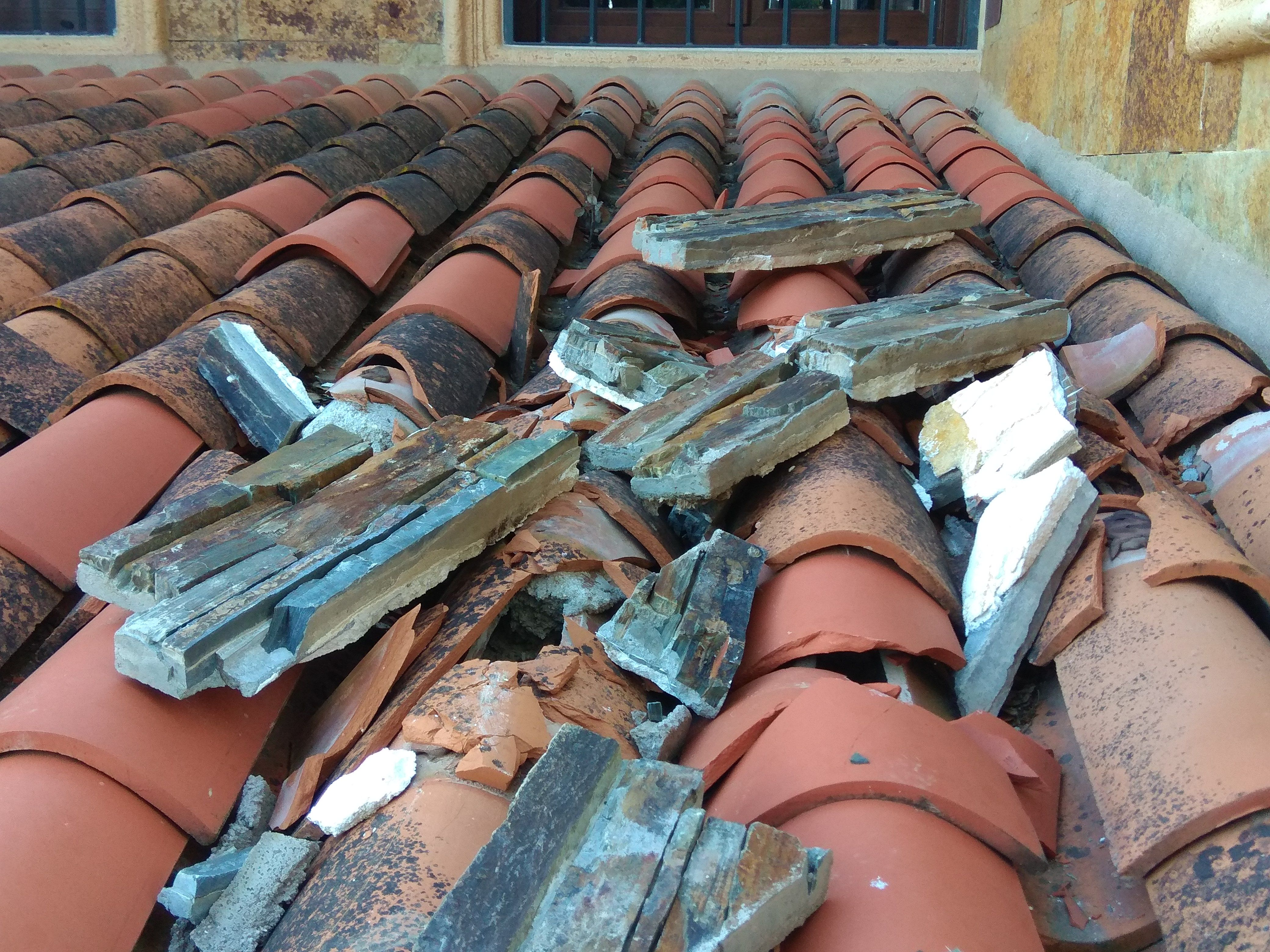 Cubiertas y tejados en Boadilla del Monte