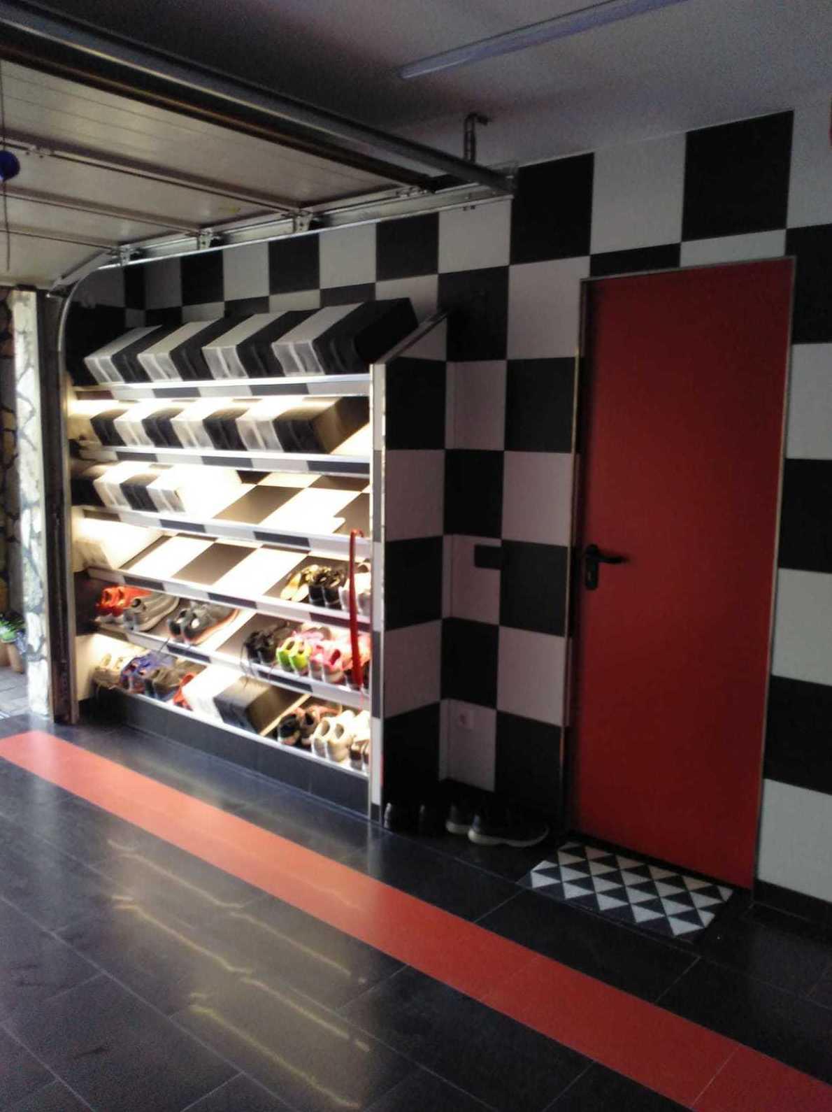 Garajes diferentes