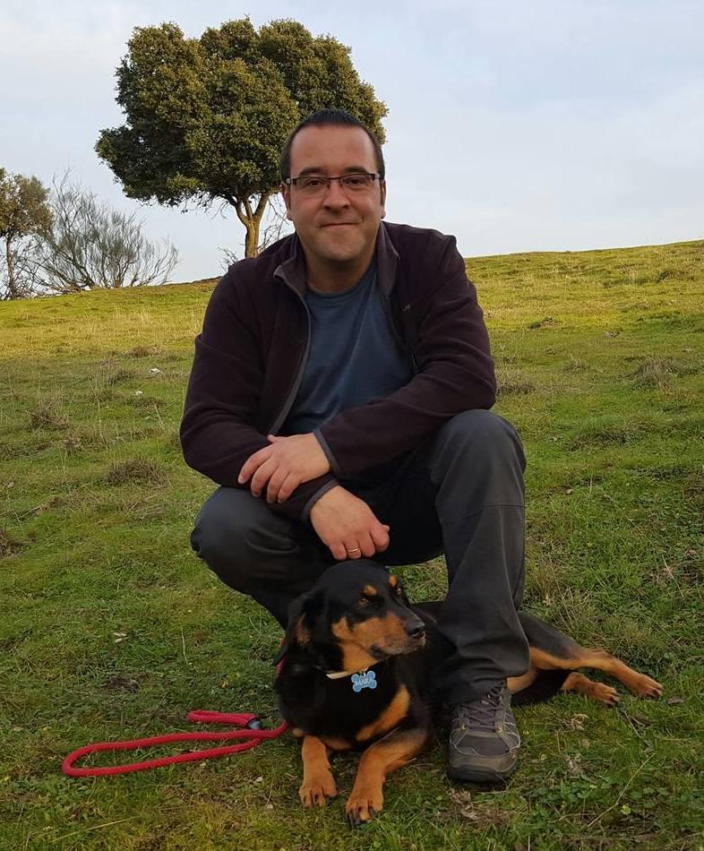 Adiestramiento de perros en Madrid, con Noblecan