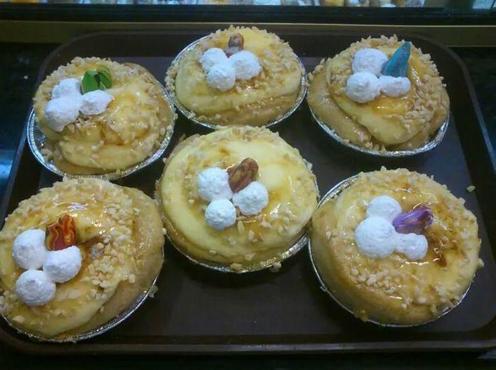 Pasteles en Segovia