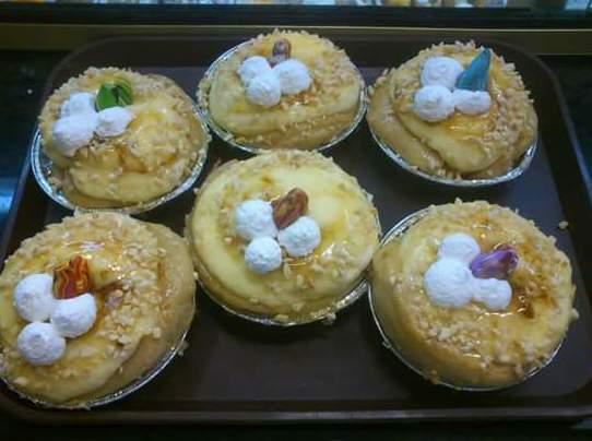 Pastel de san Frutos, Pasteleria Maria en Segovia