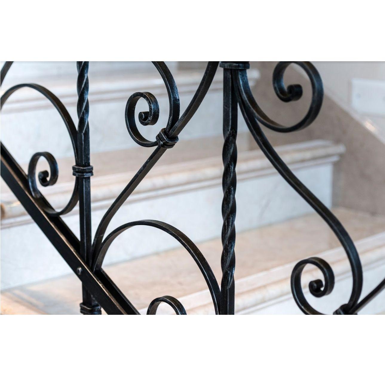 Barandillas y balcones: Servicios de Cerrajería Sanjo
