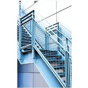 Escaleras: Servicios de Cerrajería Sanjo