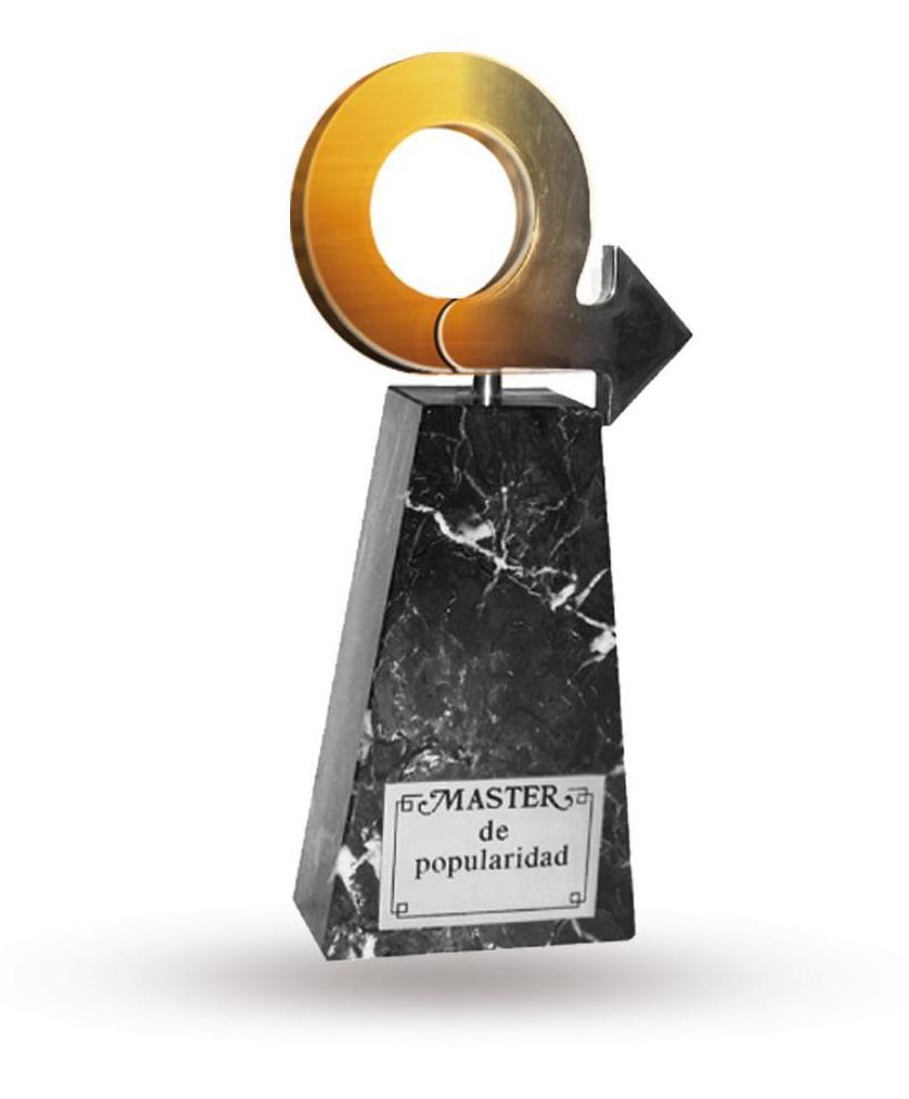 Premio Master 2014