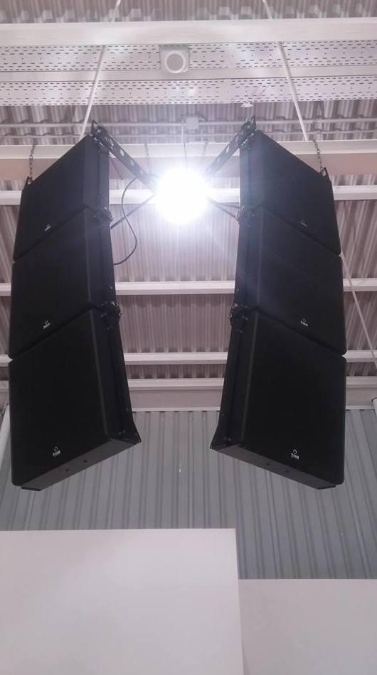 Foto 2 de Sonorización e iluminación en Armilla | GranAudio