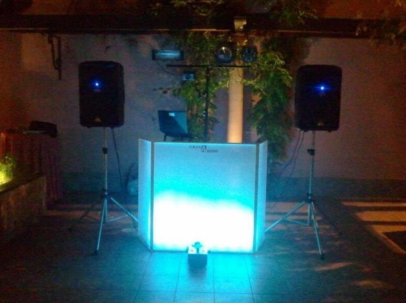Equipos de iluminación para eventos