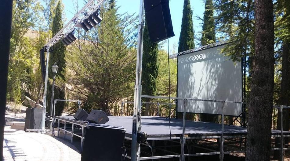 Foto 18 de Sonorización e iluminación en Armilla | GranAudio