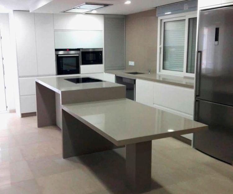 Foto 11 de Diseño y reformas integrales de cocinas en Cartagena ...