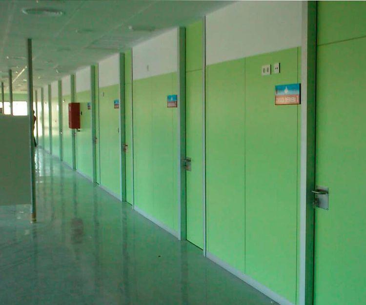 Puertas de interior y exterior en Cartagena