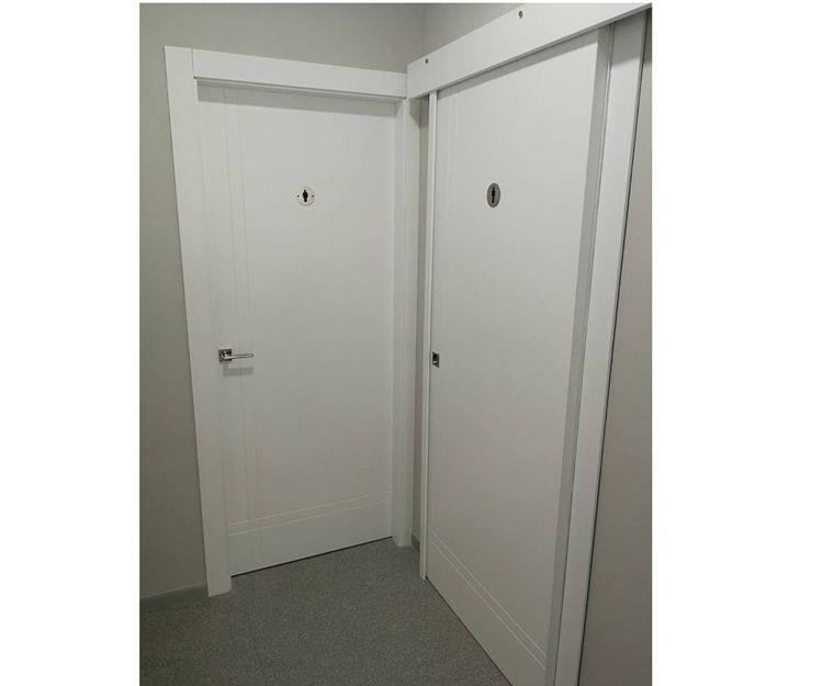 Puertas de interior lacadas en Murcia