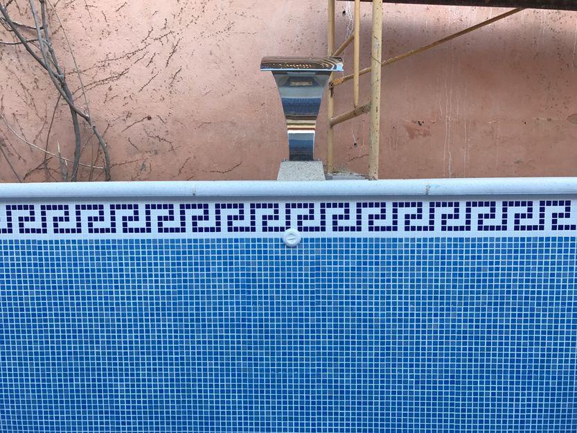 Materiales para construcción de piscinas en Madrid