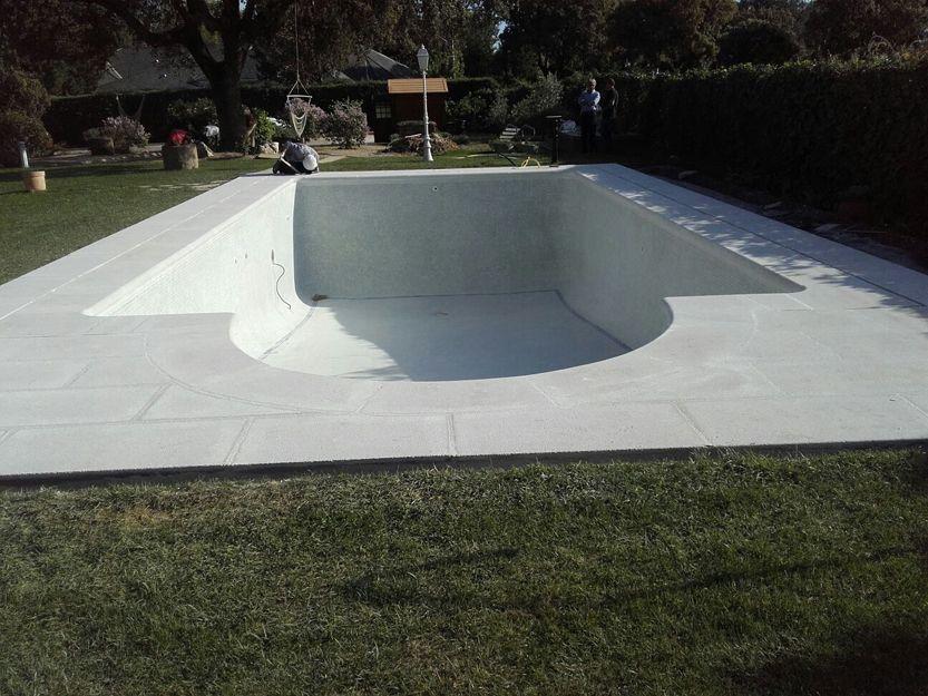Albardillas anticaídas para piscinas en Madrid