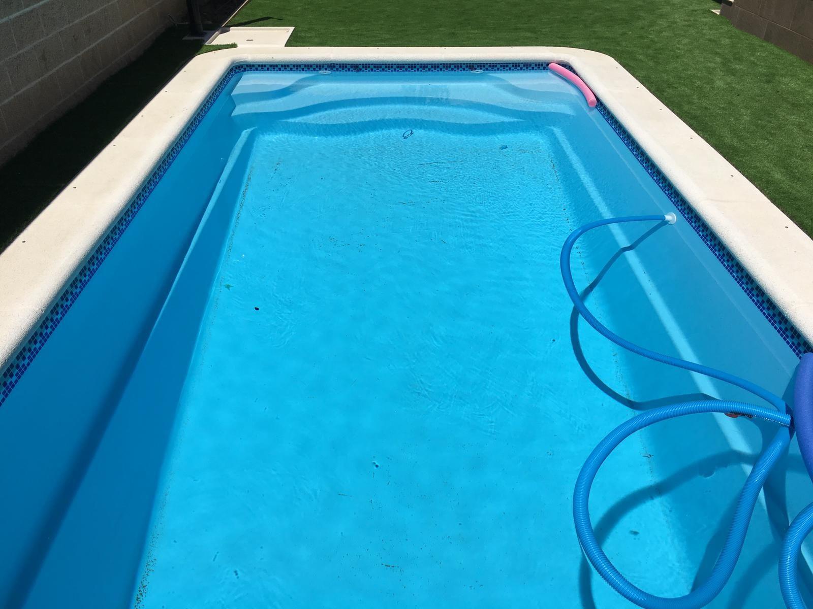 Foto 75 de Instalación de piscinas en    Bordes de Piscinas J. Antonio Alonso