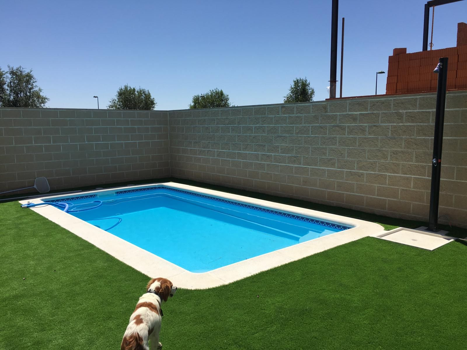 Foto 73 de Instalación de piscinas en  | Bordes de Piscinas J. Antonio Alonso