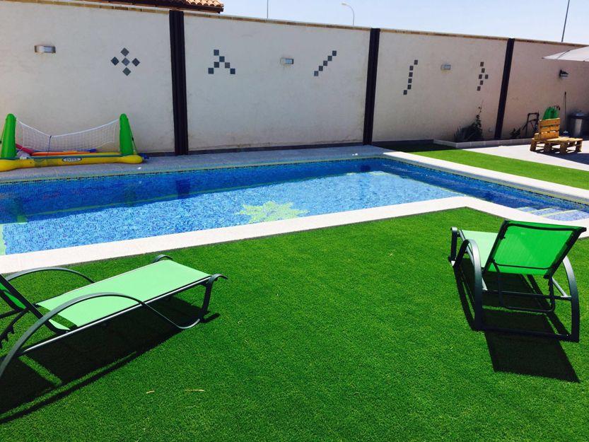 Piedras para piscinas