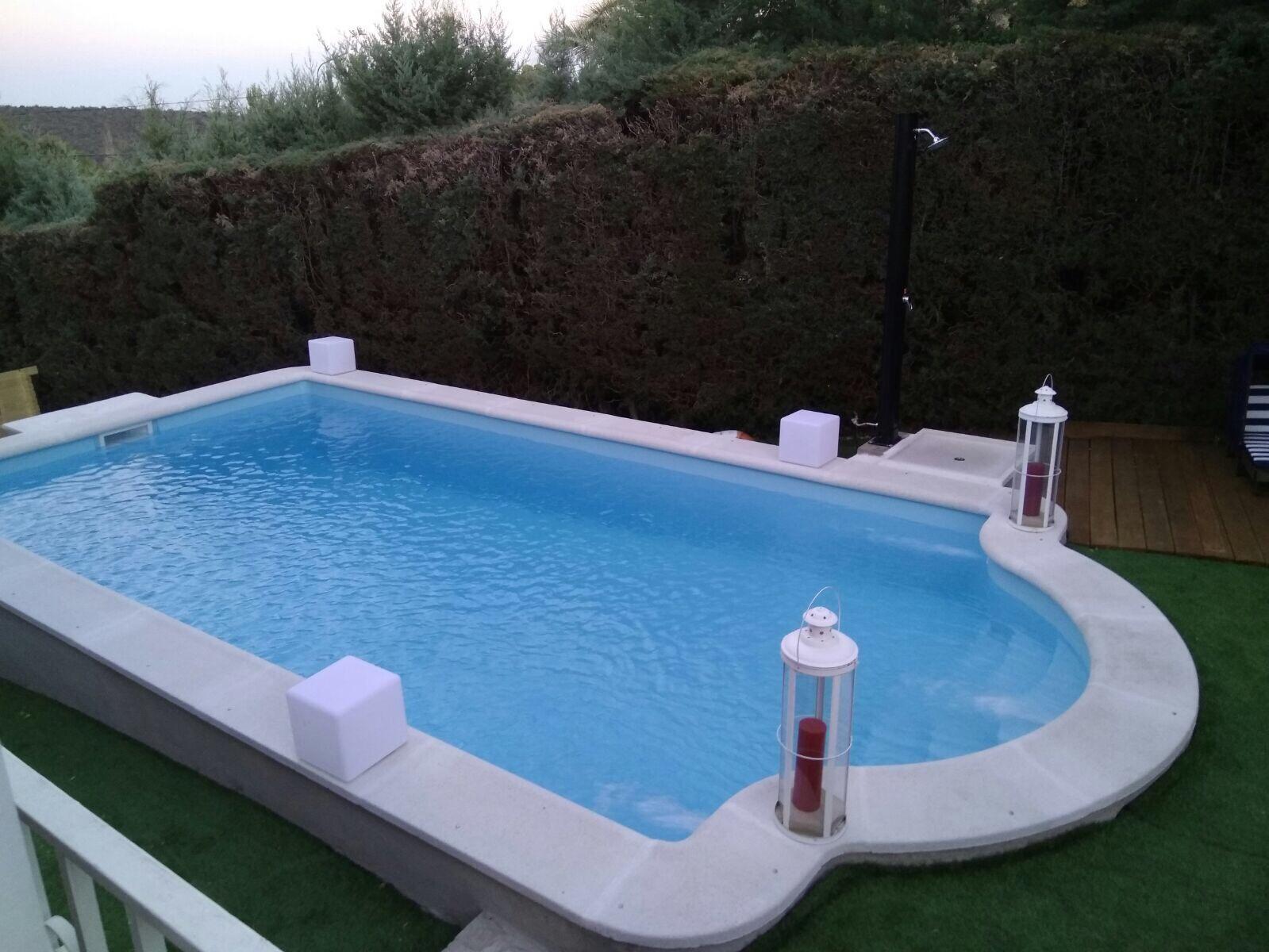 Foto 72 de Instalación de piscinas en  | Bordes de Piscinas J. Antonio Alonso