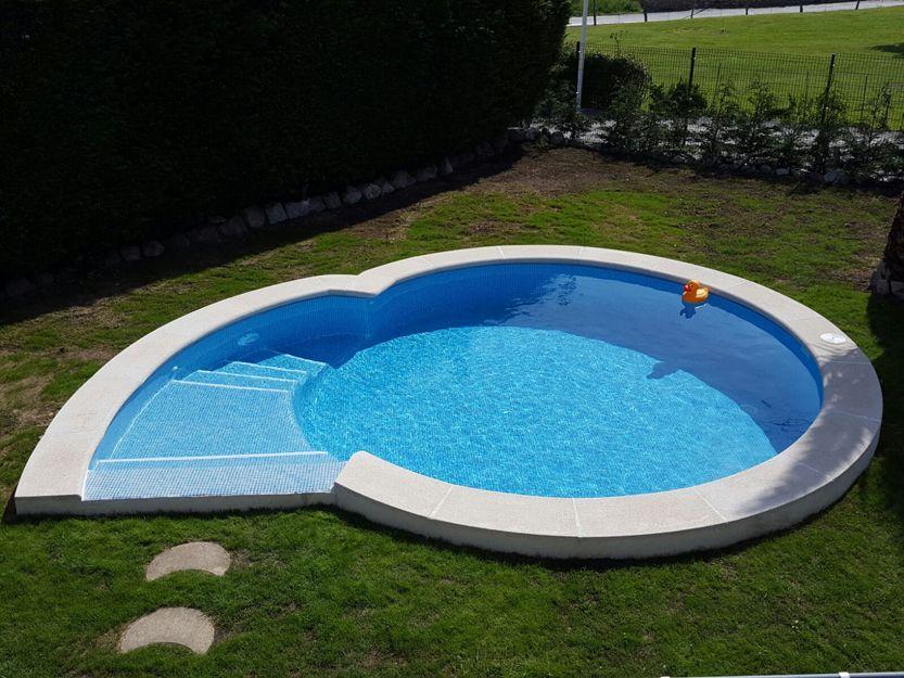 Bordes para piscinas en Madrid