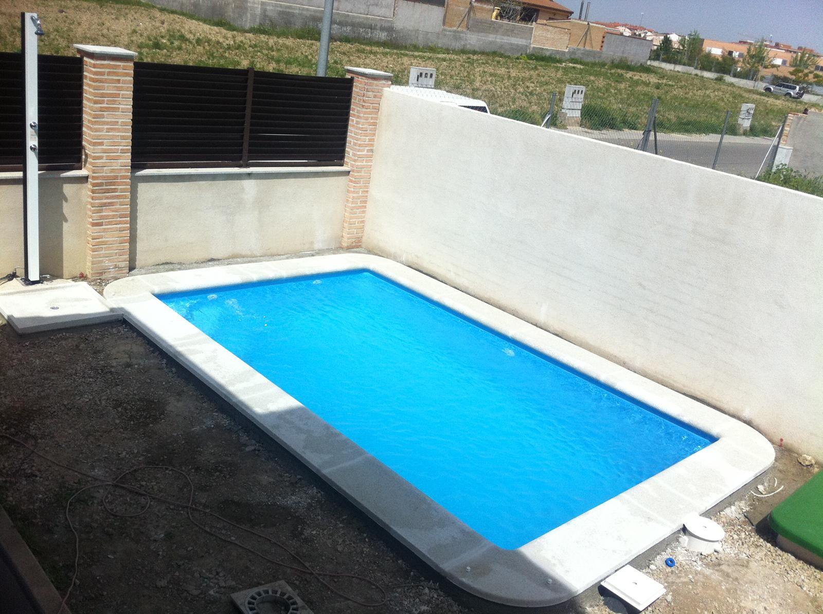 Foto 74 de Instalación de piscinas en  | Bordes de Piscinas J. Antonio Alonso