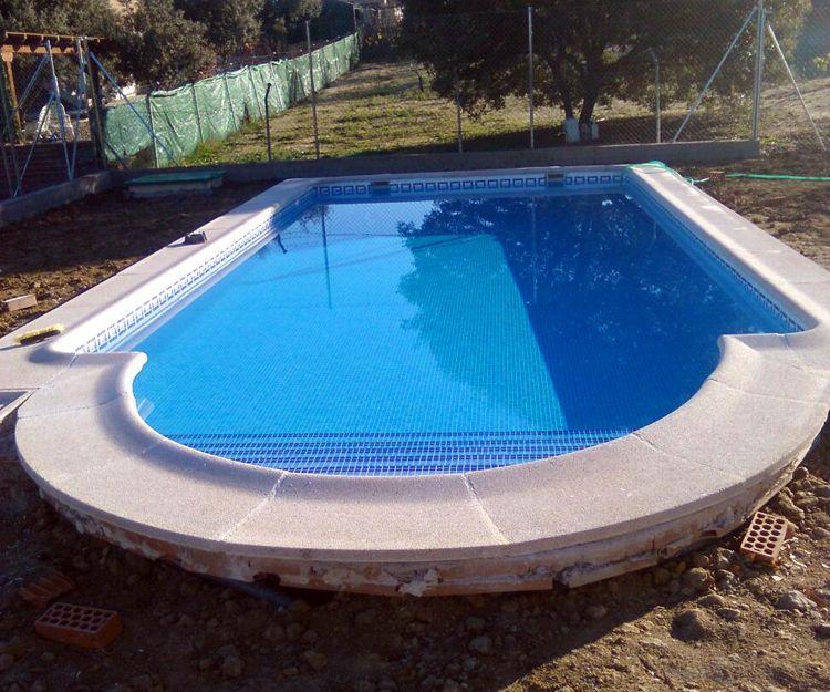 Piedras para bodes de piscinas