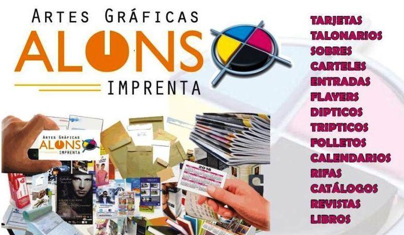 Foto 6 de Imprentas en Ames | Artes Gráficas Alonso
