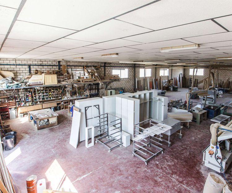 Trabajos de carpintería y ebanistería en Cáceres