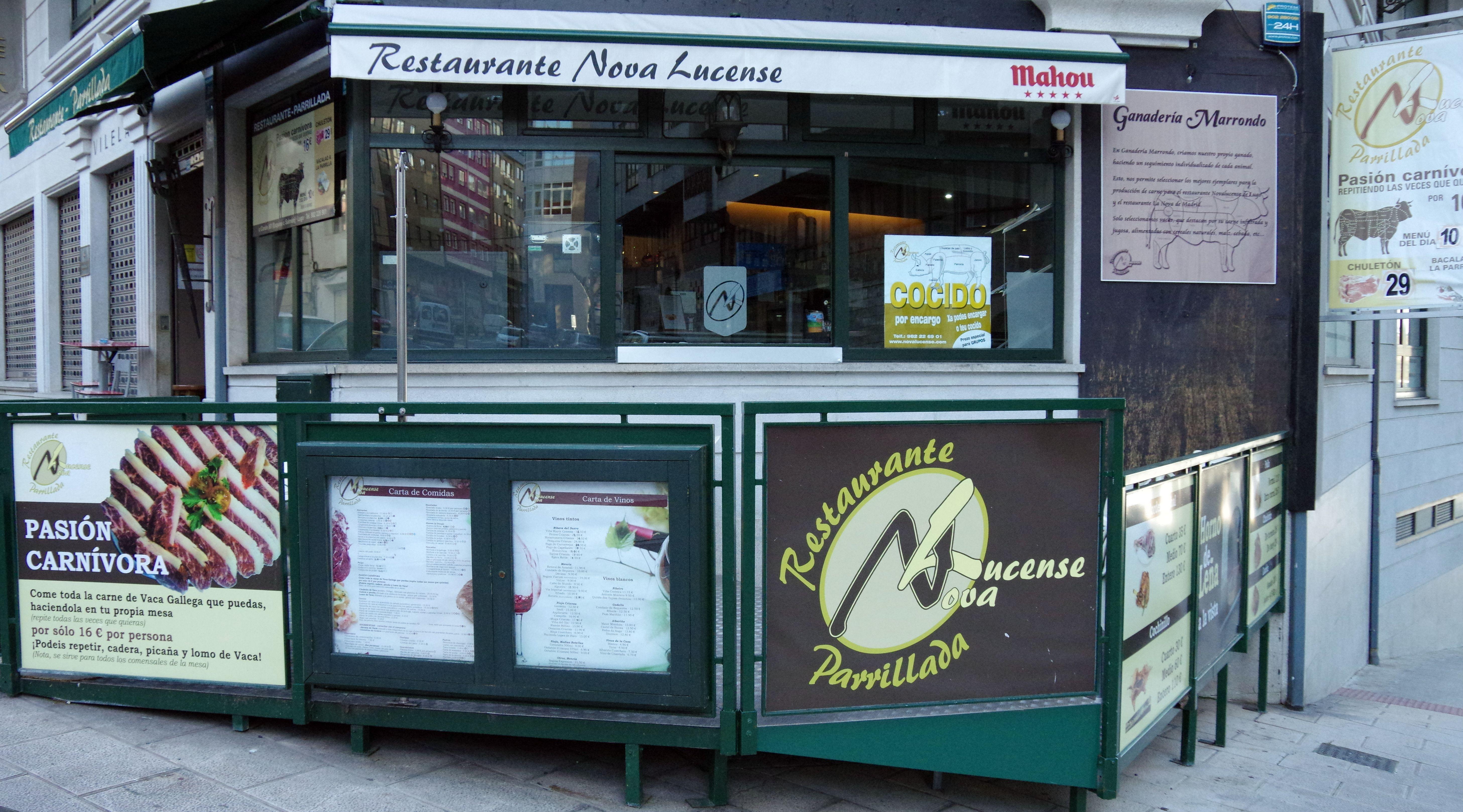 Foto 20 de Cocina gallega en  | Restaurante Nova Lucense