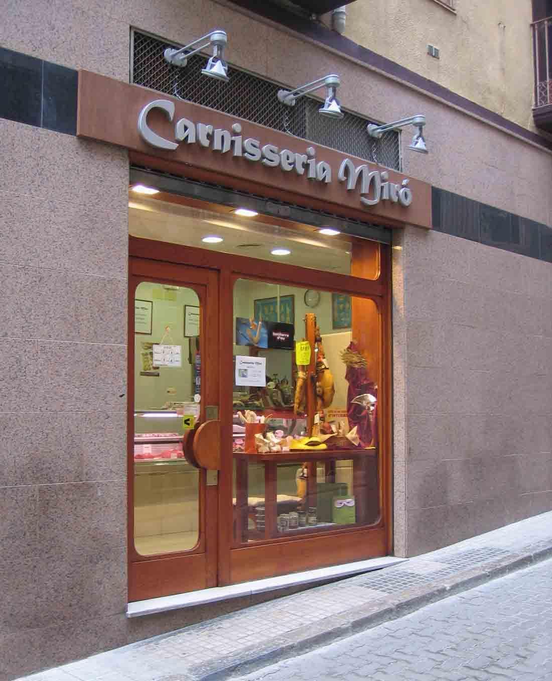 Foto 1 de Carnicerías en Falset | Carnisseries Miró