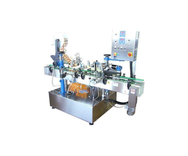 Máquinas de etiquetaje industrial en Arroyomolinos