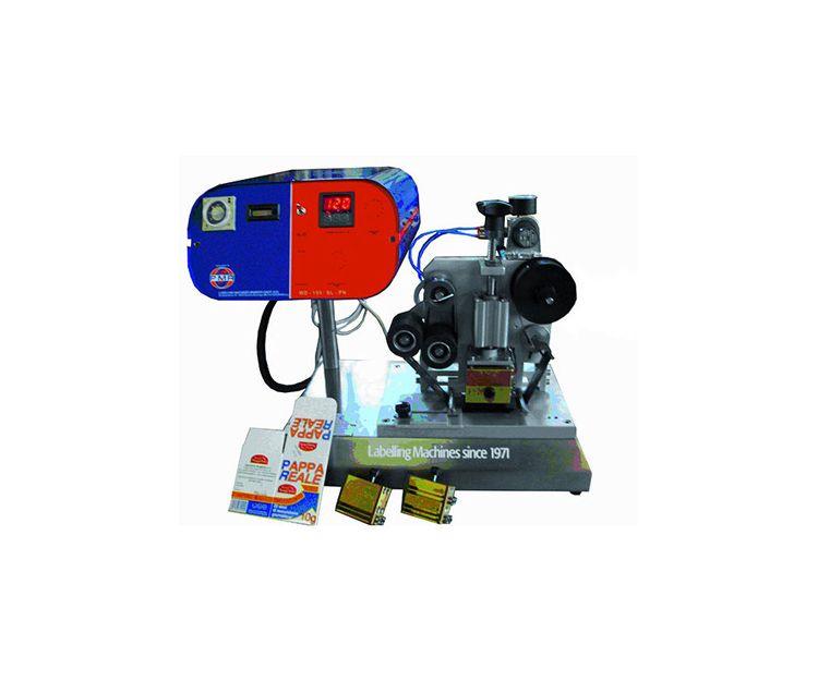 Máquinas de marcaje y etiquetado industrial en Arroyomolinos