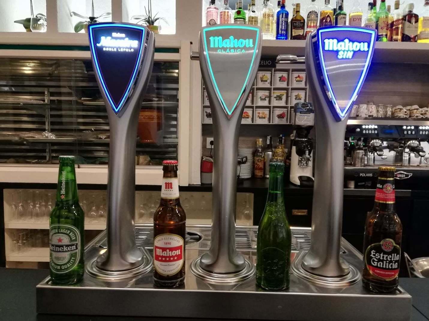 La mejor selección de cervezas