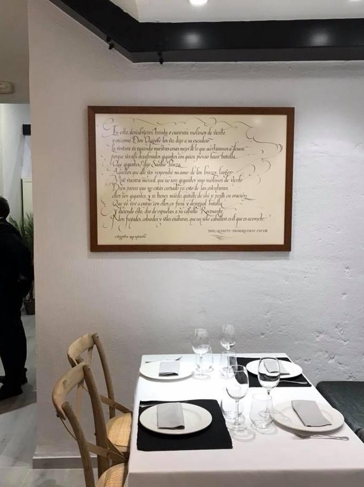 Foto 26 de Cocina creativa en Albacete | Gastrobar/Restaurante Los Molinos