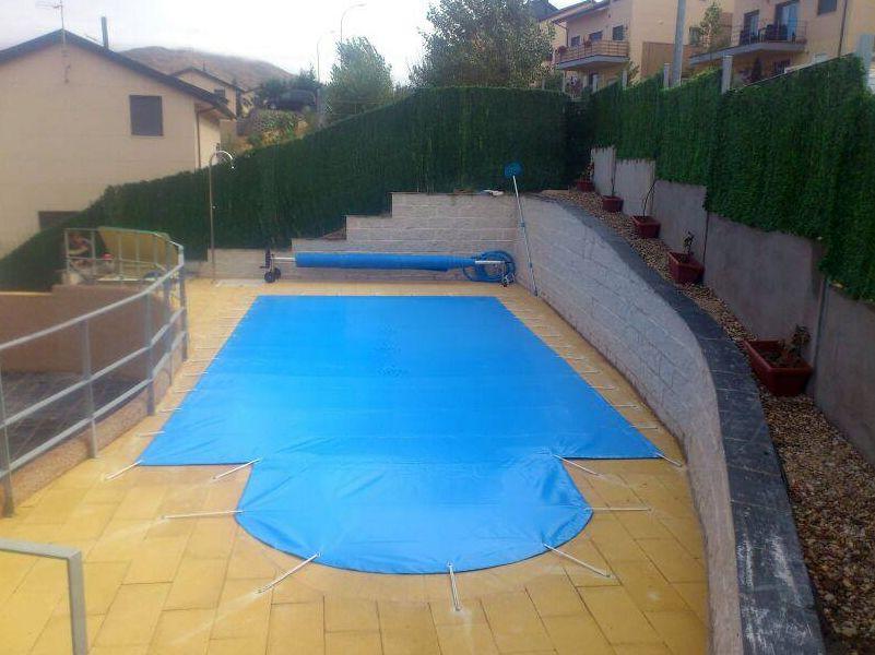 Lonas de piscina: Productos de Toldos Imperio