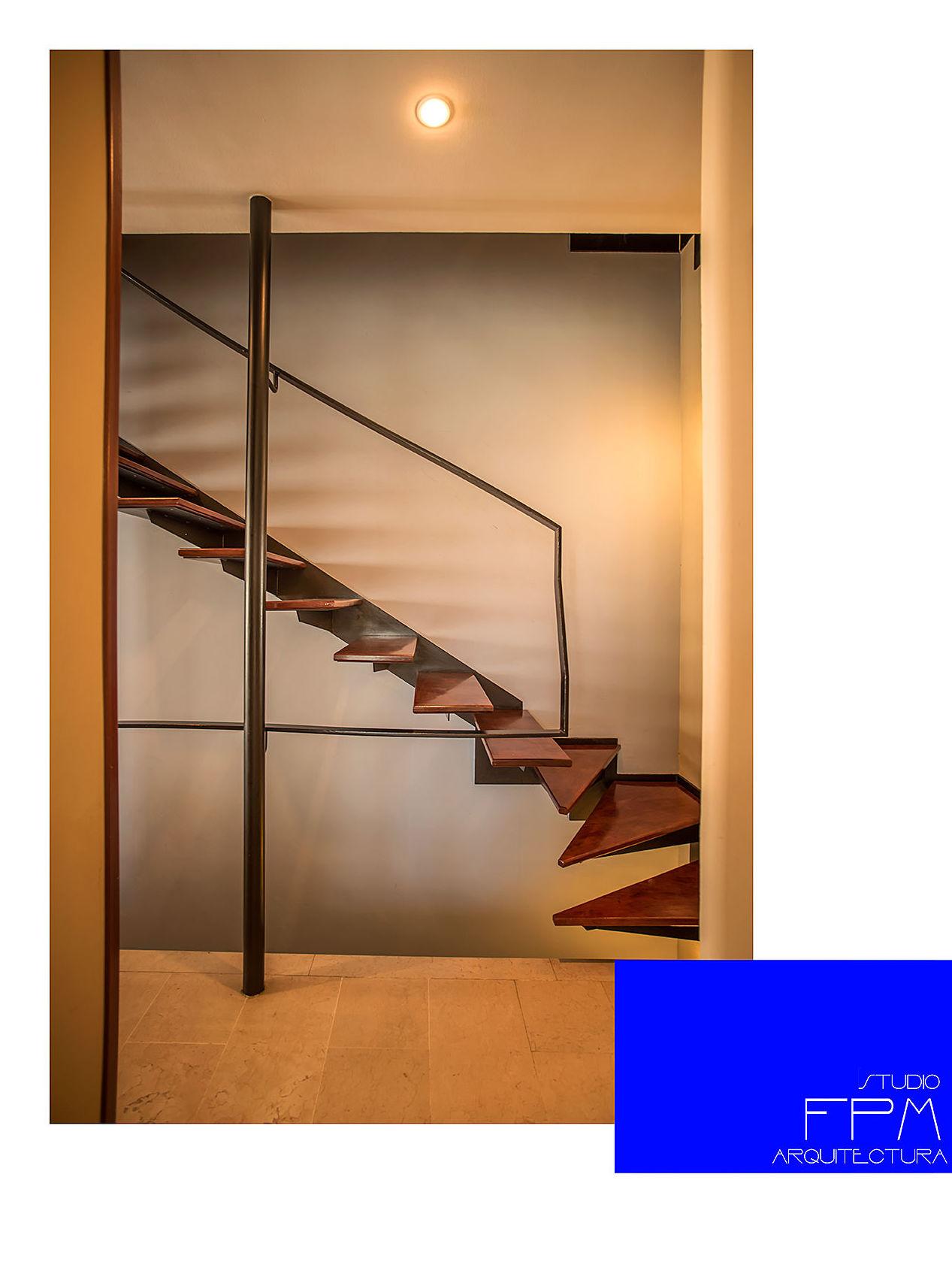 Escalera Principal  Sitges   Barcelona   FPMarquitectura