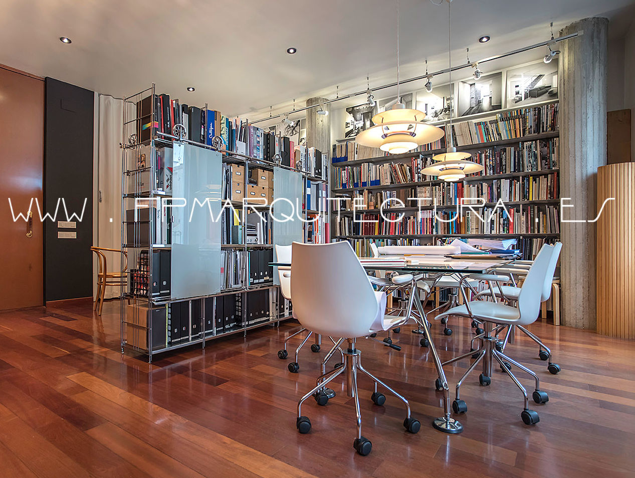 Estudio Sede de FPMarquitectura.es  calle Sant Isidre 21-08870 Sitges Barcelona
